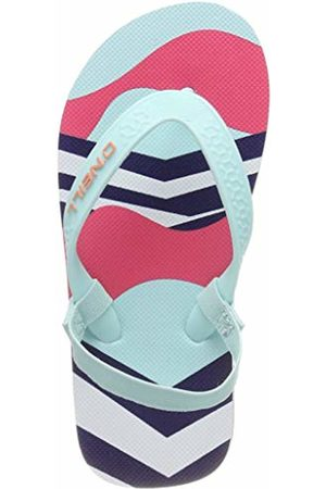 O'Neill Girls' Fg Moya Printed Sandals Shoes & Bags, ( AOP W/ 4960)