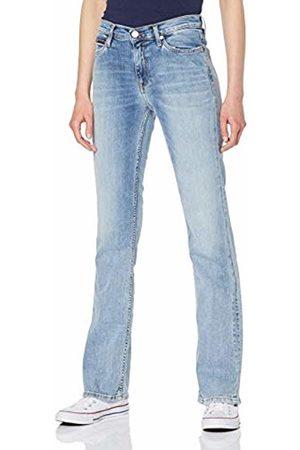 Tommy Hilfiger Women's MID Rise Boot TJ 1979 DXLT Bootcut Jeans