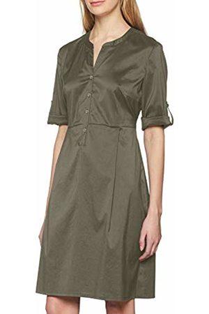 Daniel Hechter Women's's Dress (Olive 550)
