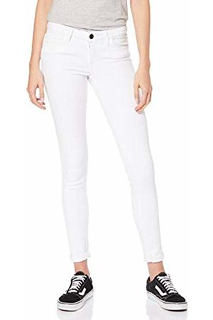 Noisy May Women's Nmeve Lr Pckt Piping Jeans Noos Slim Bright