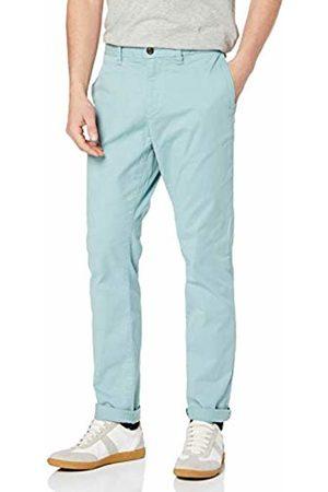Tommy Hilfiger Men's's Straight Denton Chino Org TWL Trouser, (Stone 444)