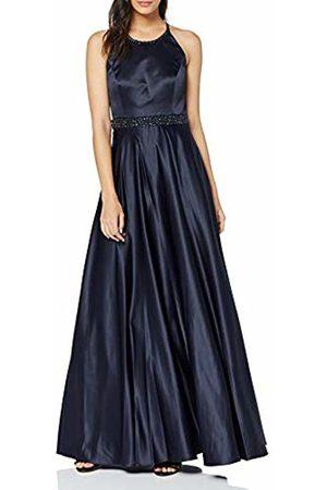 Vera Mont Women's's 2527/3522 Party Dress (Night Sky 8541) 12 (Size: 38)