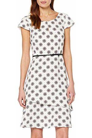 Comma, Women's 81.903.82.8507 Dress, Mehrfarbig AOP Koi 01b1