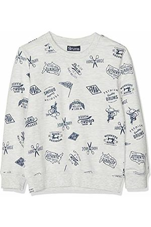 Brums Boy's Top Giro Felpa Sports Hoodie