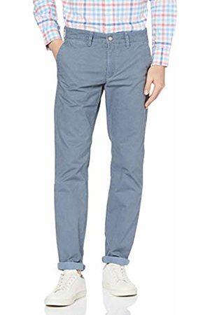Mac Jeans Men's's Lennox Trouser Smoke Printed 176b
