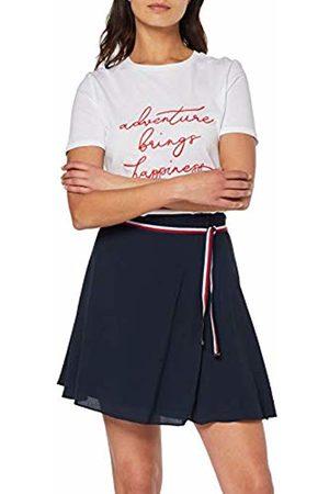 Tommy Hilfiger Women's Fleur Skirt (Midnight 403)
