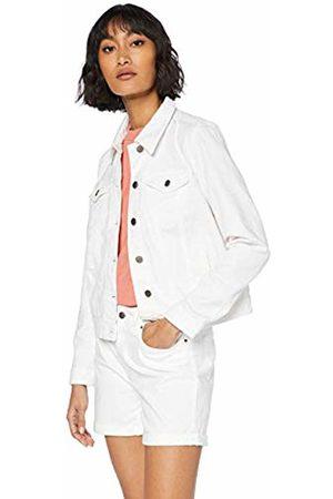 HUGO BOSS Women's J90 Ghent Denim Jacket, ( 100)