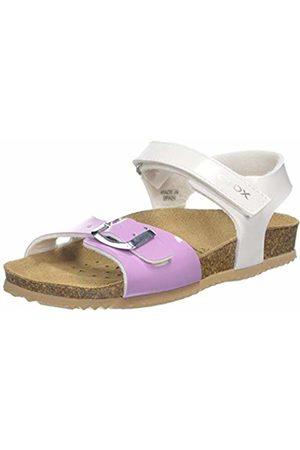 Geox J New Sandal Aloha Girl D Open Toe