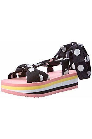 Gioseppo Women's 47581 Platform Sandals, (Negro 000)