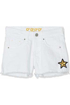 Pepe Jeans Girl's Elsy Short Sunny Swim (Optic 802)
