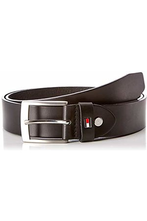 Tommy Hilfiger Men's Adan Leather Belt 3.5 Adj ( 002)