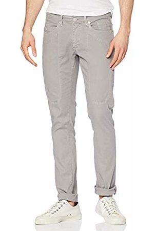Jeckerson Men's 5pkts Patch Slim Trouser (Grigio 6101) 18 (Size: 36)