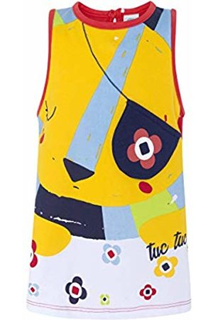 Tuc Tuc Baby Girls' Vestido Punto S/M NIÑA Pirates Dress, ( 3)