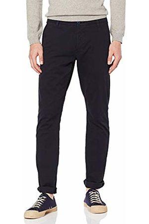 Dockers Men's Supreme Flex Alpha Skinny - Wonderknit Trouser (C30774 Navy + 0003)