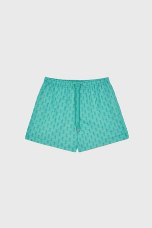 Zara Printed swimsuit