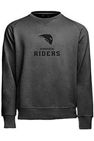 Movistar Riders Men's Sports Hoodie Humo