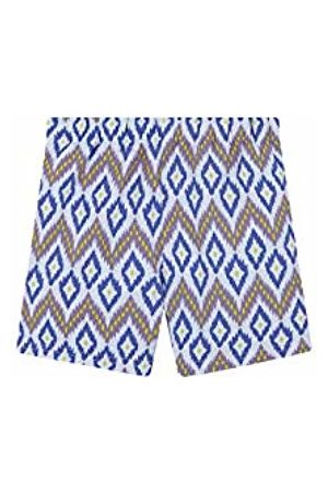Gocco Boy's Boxer Estampado Swimsuit (Lila Bh) 128 (Size: 7-8)