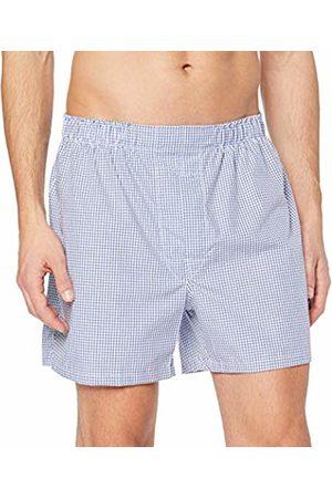 Brooks Brothers Men Boxer Shorts - Men's Boxer A Quadretti Shorts, ( 400)