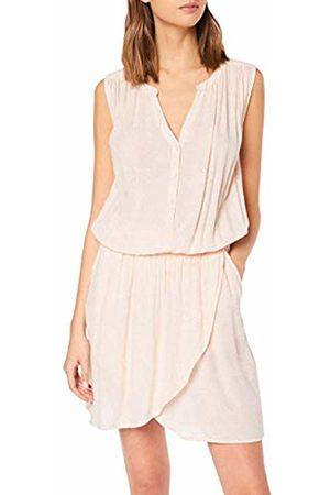 SPARKZ COPENHAGEN Women's's Tessa Short Dress (Pale Blush) 10 (Size: M)