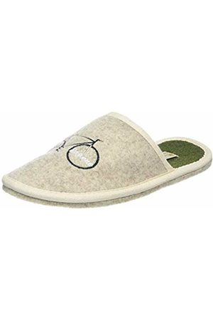 Adelheid Boys' Sportskanone Kinderfilzpantoffel Open Back Slippers