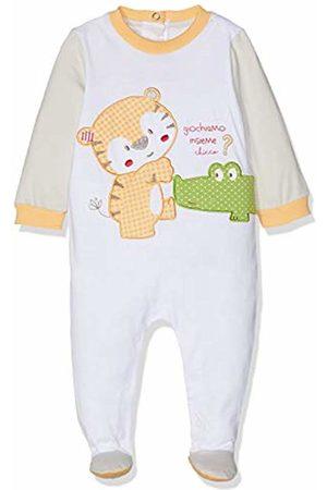chicco Baby Tutina Con Apertura Interno Gamba Playsuit (Naturale Chiaro 060) 80 (Size: 080)