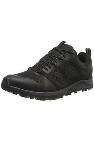 The North Face Men's M LW FP II GTX Low Rise Hiking Boots, (TNF /Ebony Ca0)