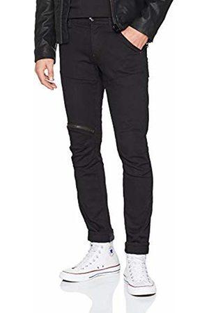 G-Star Men's 5620 Elwood 3D Zip Knee Skinny Jeans W33/L32