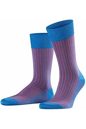 Falke Oxford Stripe Men Socks lagoon (6018) 43-44