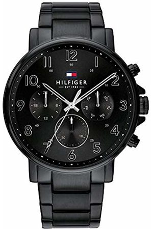 Tommy Hilfiger Mens Multi dial Quartz Watch with Stainless Steel Strap 1710383