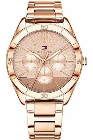 Tommy Hilfiger Unisex-Adult Multi dial Quartz Watch with Stainless Steel Strap 1781884