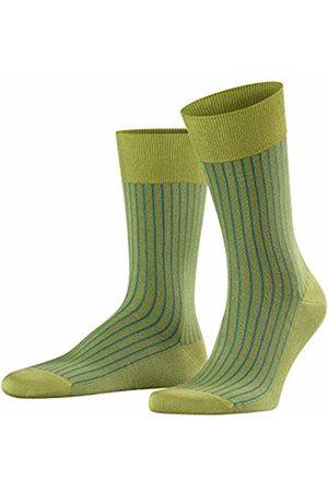 Falke Oxford Stripe Men Socks lime (7126) 47-48