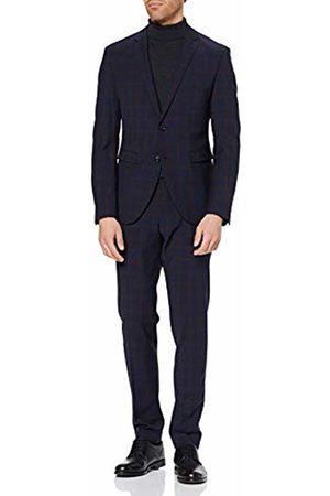 Cinque Men's's Cipuletti Suit, (Dunkel 68)