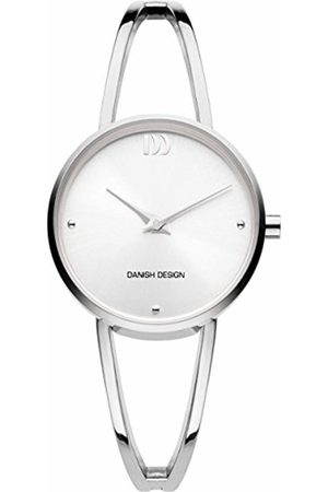 Danish Designs Danish Design Womens Analogue Classic Quartz Watch with Stainless Steel Strap DZ120693