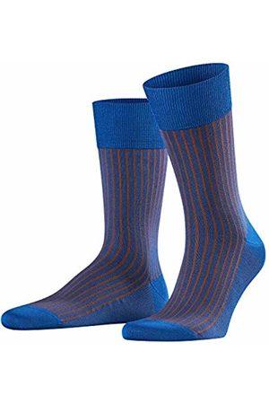 Falke Oxford Stripe Men Socks sapphire (6055) 47-48