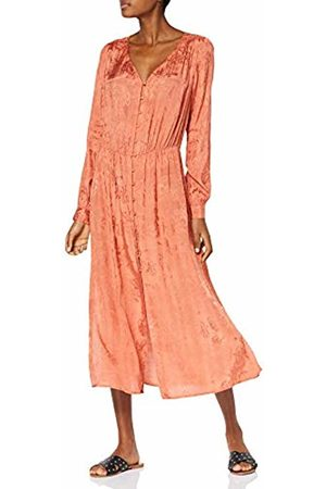 SPARKZ COPENHAGEN Women's's TIA Long Dress (Terracotta)