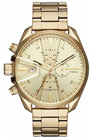 Diesel Men's Chronograph Quartz Watch with Stainless Steel Strap DZ4475