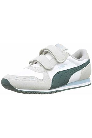 Puma Unisex Kids' Cabana Racer SL V PS Low-Top Sneakers, -Gray Violet-Ponderosa Pine