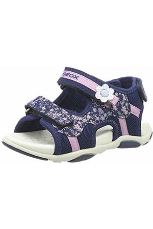 Geox Baby' B Sandal Agasim Girl A (Navy C4002) 5 UK Child