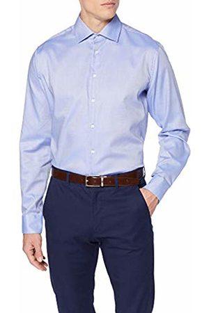 Seidensticker Men's Tailored Langarm Mit Kent Kragen Bügelfrei Formal Shirt