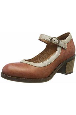 Fly London Women Heels - Women's ZAGI442FLY Closed Toe Heels