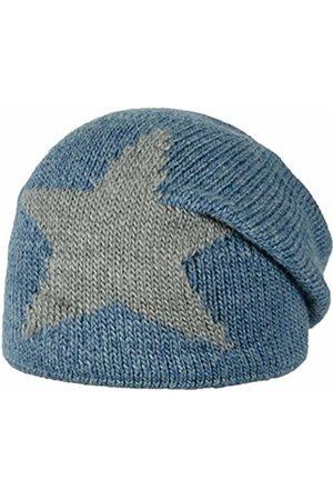 Döll Girl's Bohomütze Strick Hat, (Dark 3046)
