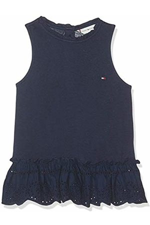 Tommy Hilfiger Baby Girls' Ruffle Collar Shiffley Slvls Vest