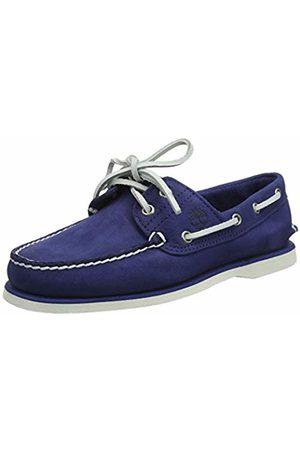 Timberland Men's Classic 2 Eye Boat Shoes, (Twilight Tz4)