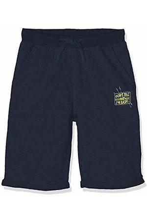 Blue Seven Boy's Sweat-Bermuda Short