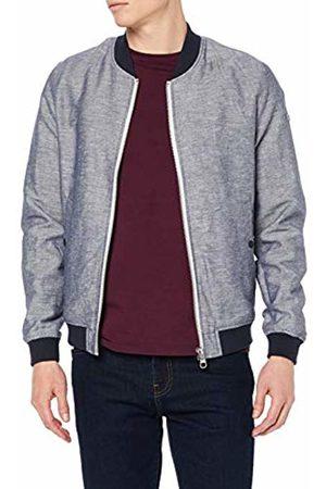 Esprit Men's 039ee2g009 Jacket, (Dark 405)