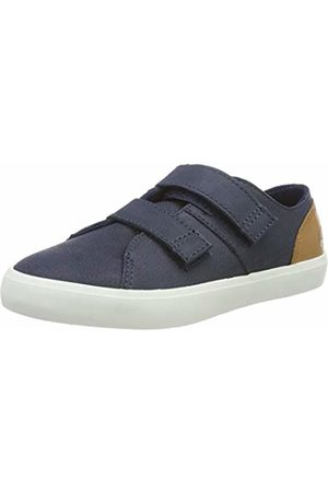 Timberland Unisex Kid's Newport Bay Leather 2 Strap Trainers