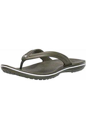 Crocs Unisex's Crocband Flip Flop, (Army / )