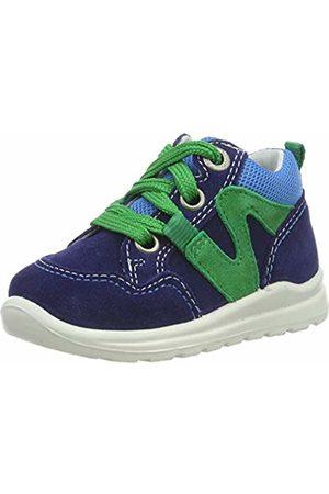Superfit Baby Boys' Mel Low-Top Sneakers, Blau 81