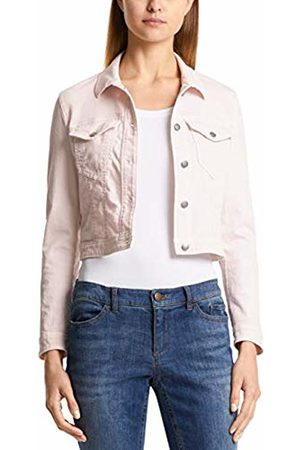 Marc Cain Women's Denim Jacket (Panna 142) 14 (Size: 4)