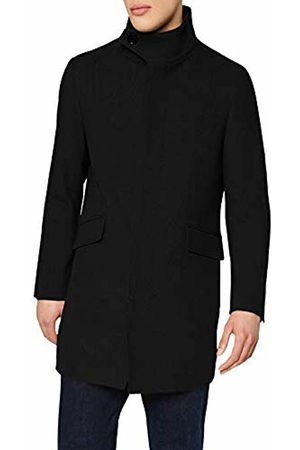 FIND Wool Mix Funnel Neck Coat
